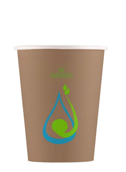 Go Green Coffee 2 Go Becher