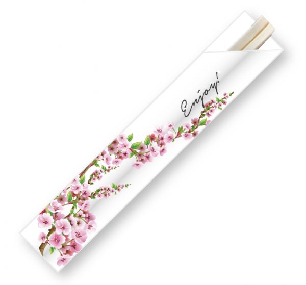 Bambus-Essstäbchen SAKURA