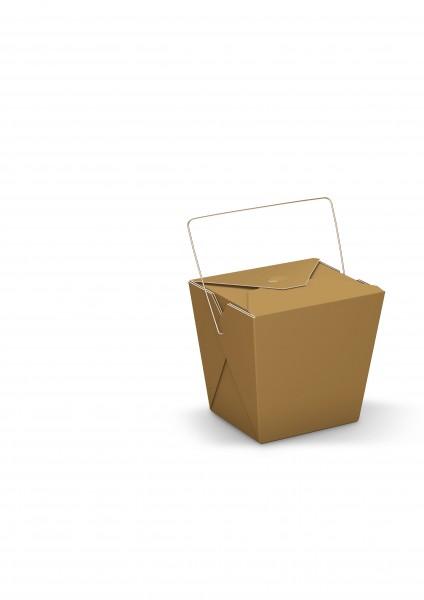 """Faltbox mit Henkel """"Kraft-Line"""""""