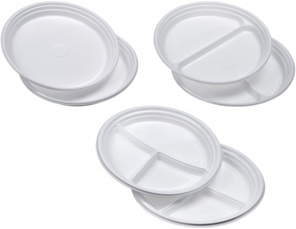 PP-Plastik Menüteller