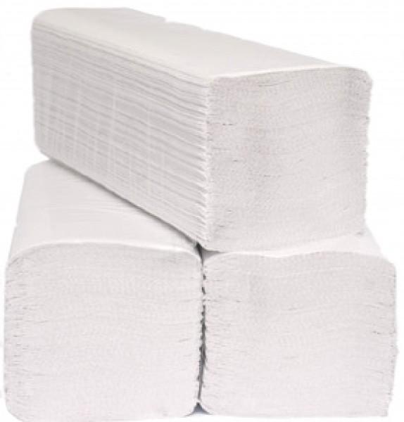 Papierhandtücher 1-lagig ZZ-Falz