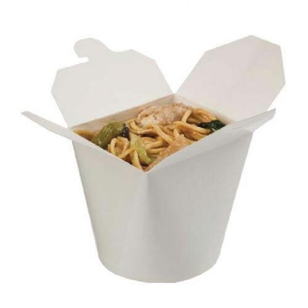 """Foodbox """"Blanko"""" - Rund"""