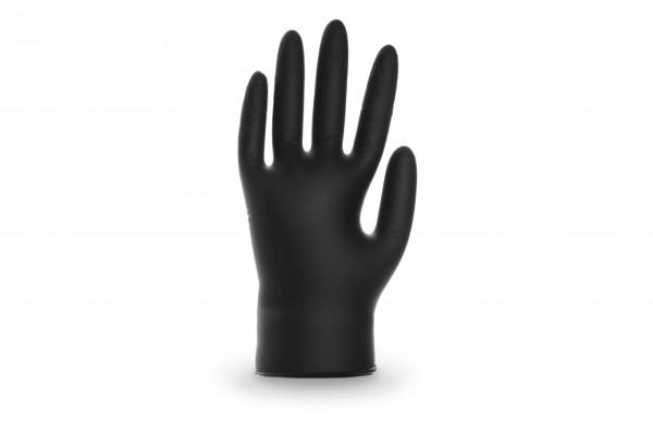Vinyl Handschuhe Black
