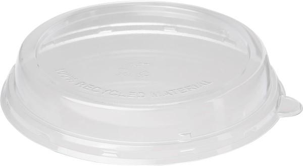 Bagasse Salat-Schalen rPET-Deckel