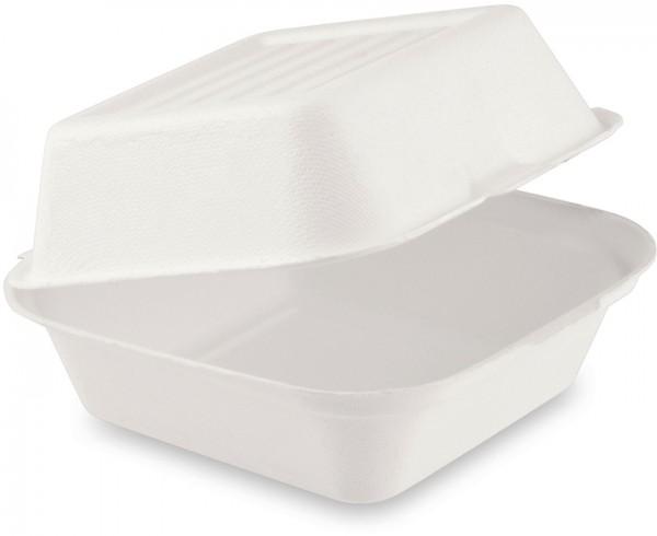 Bagasse Burger-Box
