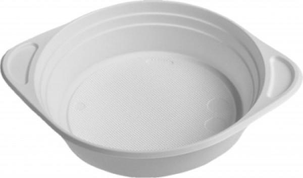PP-Plastik Suppenterrine mit Anfasser