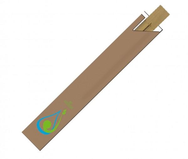 Bambus-Essstäbchen GO GREEN